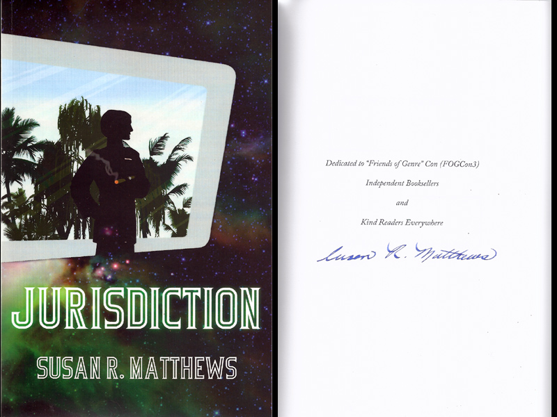 Susan Matthews' Jurisdiction