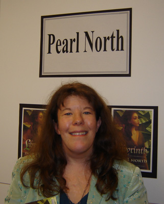 Anne Harris as Pearl North