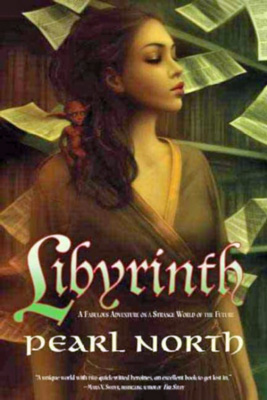 Jacket art for Libyrith